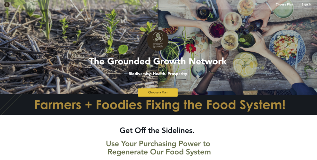 From farm fields to consumer tables, we bring you regenerative agriculture